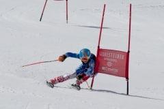 Maxim Schabio im Parallelslalom Rennwoche 2019, Schüler U14 m