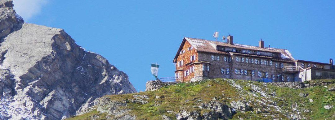 Saarbrücker Hütte jetzt online reservierbar