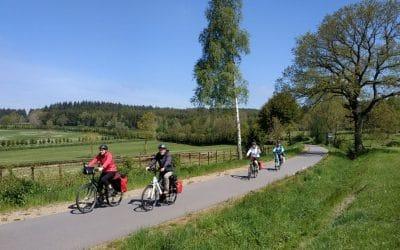 Mosel – Eifel – Venn: Radtour im Mai 2019