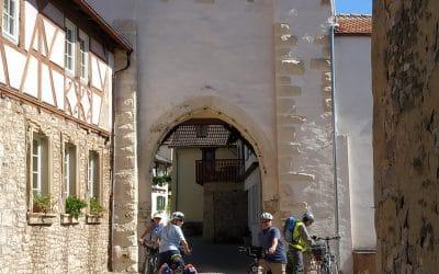 Radwege und Kirchen im Nordpfälzer Bergland