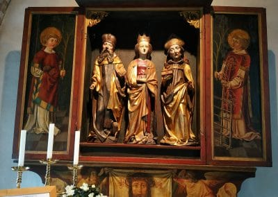 Altar in Detwang