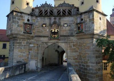 Ellinger Tor in Weißenburg
