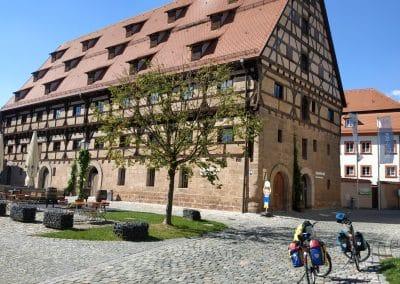 Kornhaus in Spalt
