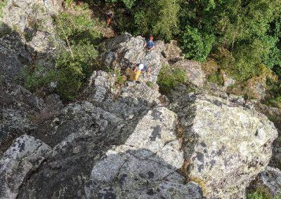 Unsere erste MSL-Klettertour