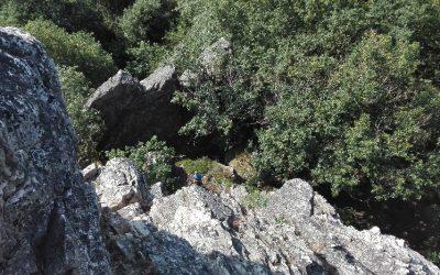 Alpine Felstechnik in den Kirner Dolomiten: Vorbereitungskurs Matterhorn, B-Team 😉